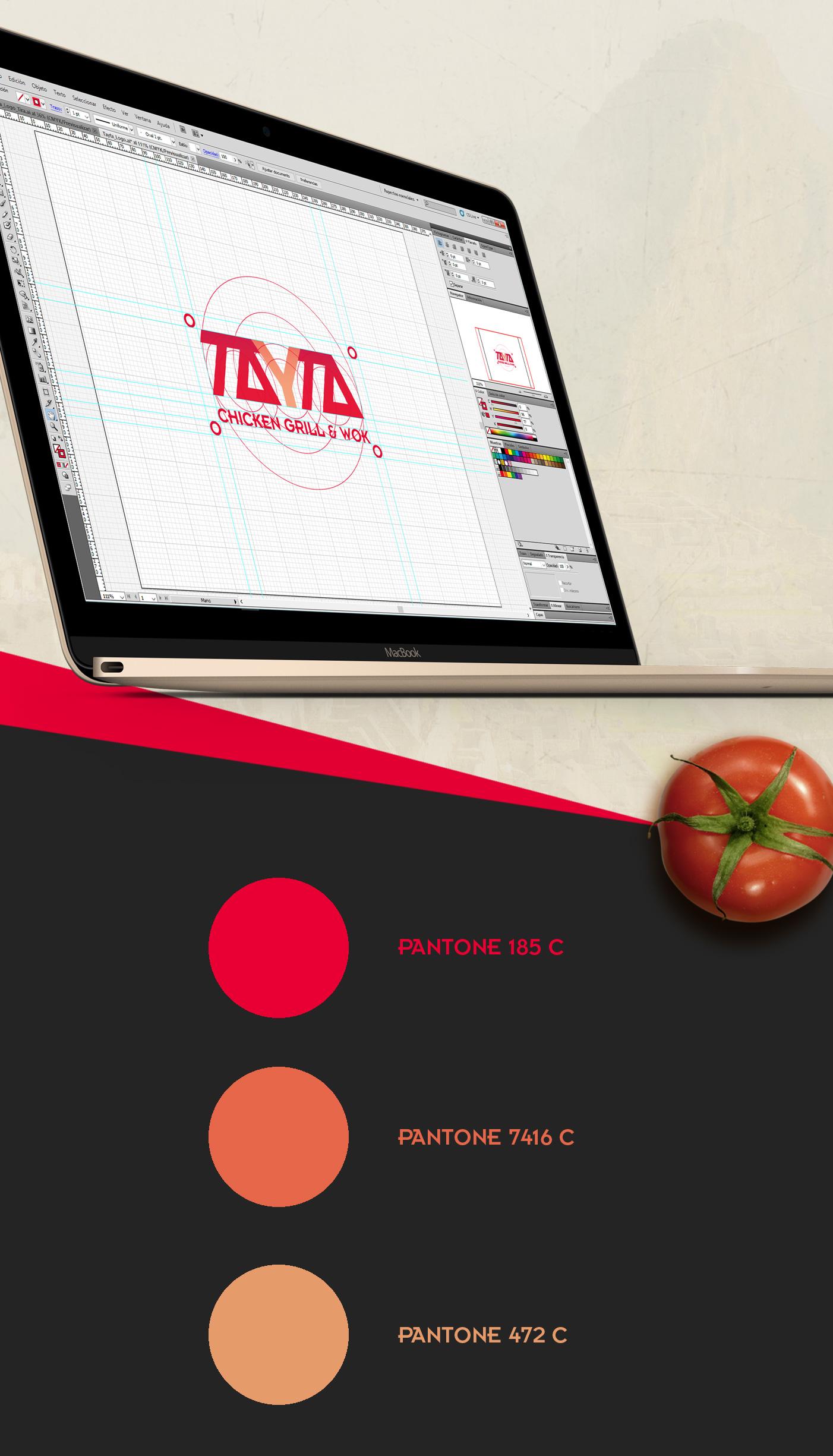 Logo Restaurante Tayta