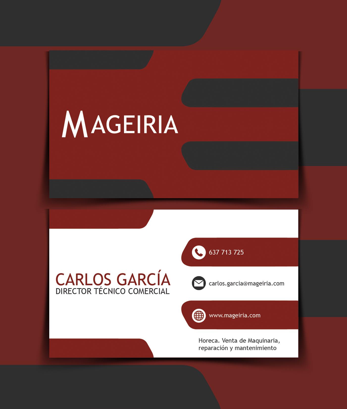 Tarjetas Mageiria